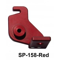 SP-158-Red    Dual Pane Window Latch